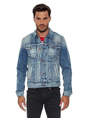 Pepe Jeans London Cazadora Gibbons (Azul)