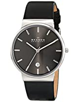 Skagen End-of-Season Ancher Analog Grey Dial Men's Watch - SKW6101
