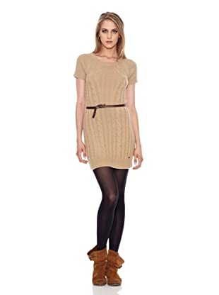 Pepe Jeans London Kleid Desi (Beige)