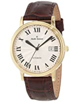 Claude Bernard Classics Analogue White Dial Men's Watch - 80084 37J AR