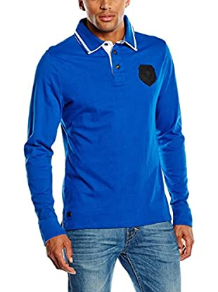 PAUL STRAGAS Poloshirt Long Sleeve