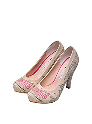 Dogo Shoes Salones City Of Dreams (Beige)