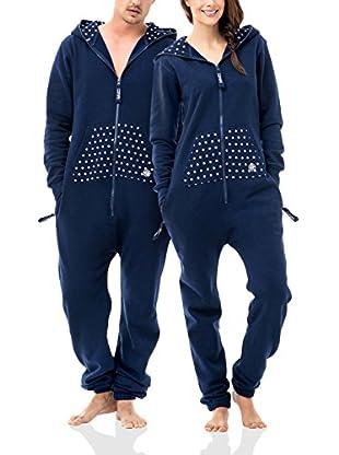 ZIPUPS Mono-Pijama Polkadots