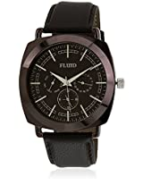 Fl-120-Ipbr-Br01 Brown/Brown Analog Watch Flud