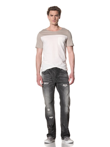 Cult Of Individuality Men's Hagen Relaxed Jean (Ceramic)