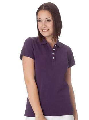 H2O Poloshirt (lila)