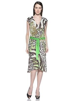Etincelle Vestido Jungle (Verde)