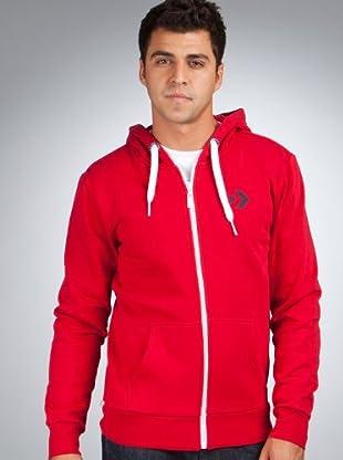 Converse Chaqueta W-Wanted (Rojo)