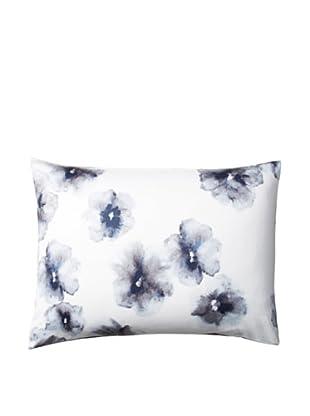 Vera Wang Gossamer Floral Sham (White)