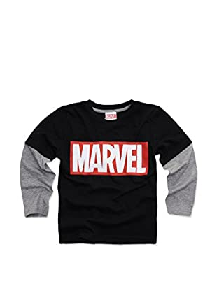 Marvel Longsleeve Marvel Logo