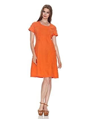 Jackpot Vestito Oonai (Arancione)