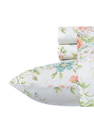 Laura Ashley Arundel Sheet Set Flannel