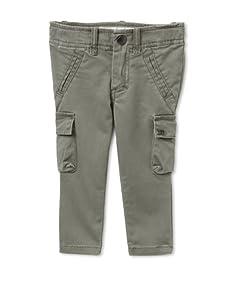 Joe's Jeans Baby Girl's Skinny Cargo Pant (Olive)