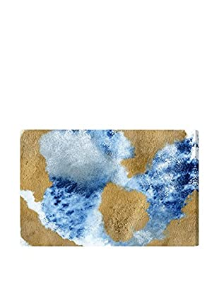 Oliver Gal 'Clairvoyance Blue' Canvas Art