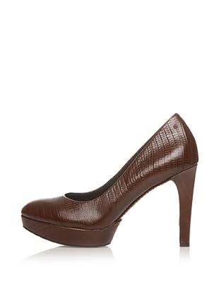 Rockport Zapatos de Salón Plataforma Janae (Marrón)