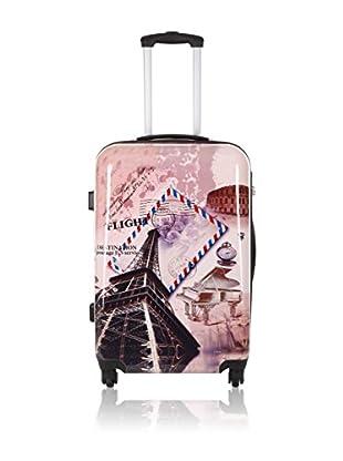 Travel ONE Trolley rígido Wickoff Multicolor  50  cm