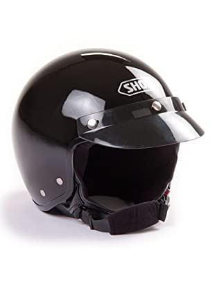 Shoei Casco S-20 Monocolor Candy (Negro Satinado)
