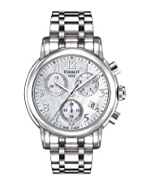 Tissot Silver Dial Analogue Watch for Women (T0502171111200)