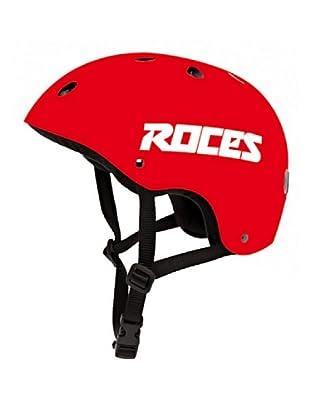Roces Casco Ce Aggressive (rojo)
