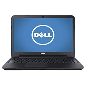 Dell Inspiron 15 3521 15.6-inch Laptop (Core i3-3227U/4GB/500GB Serial ATA/Windows 8, 64Bit/1GB Graphics), Black