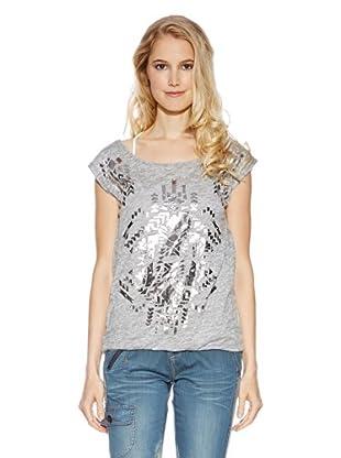 Cream Camiseta Ella (Gris)