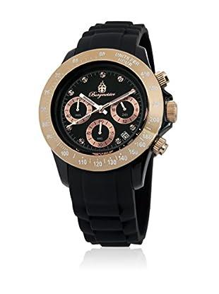 Burgmeister Reloj de cuarzo Florida BM514-622B Negro