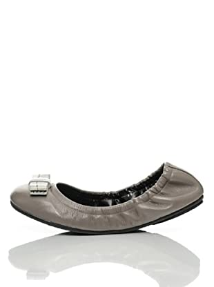 Furla Bailarinas Chantilly Fiocco (Gris)