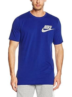 Nike T-Shirt Tee-Futura Drop Hem
