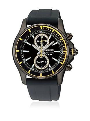 SEIKO Uhr mit japanischem Quarzuhrwerk Man SNN249 42 mm