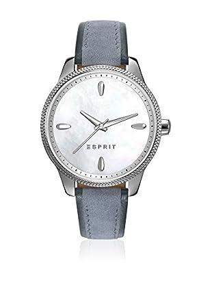 Esprit Reloj con movimiento japonés Woman Plateado 36 mm