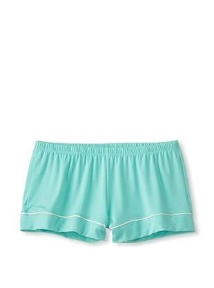 Eberjey Women's Gisele Pajama Short (Spearmint)