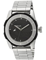 Fastrack Economy 2013 Analog Black Dial Men's Watch - 3099SM04
