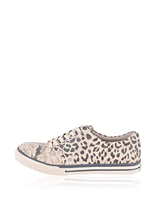 Dogo Zapatillas Snow Leopard (Crema)