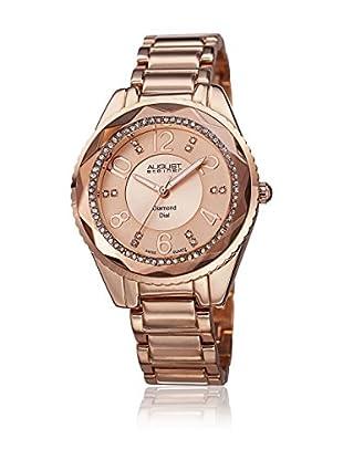 August Steiner Reloj 40 mm AS8122RG (Dorado)