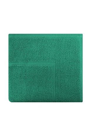 Manterol Alfombra Baño Rizo Algodón (Verde Hierba)