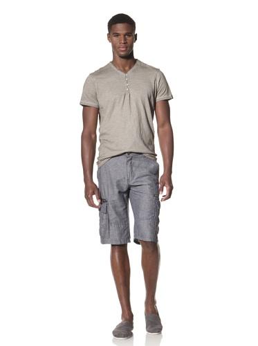 Projek Raw Men's Cargo Shorts (Navy)
