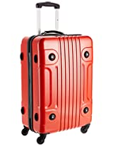 Tommy Hilfiger Austin Exclusive ABS 56 cms Red Soft sided Carry-On (TH/AUE04055)