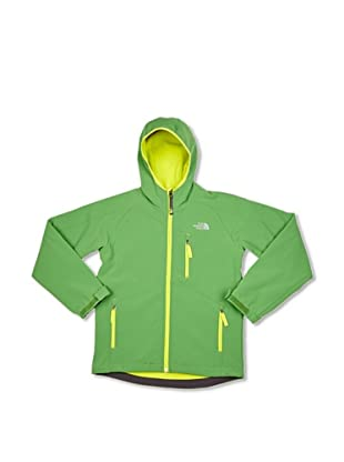 Th North Face Giacca B Softshell (Verde)