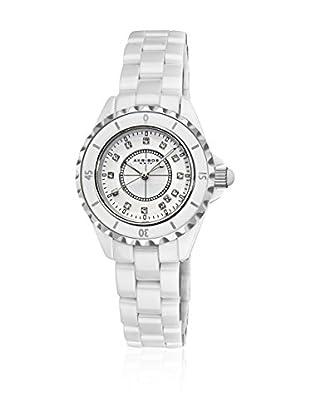 Akribos XXIV Reloj de cuarzo Woman Blanco