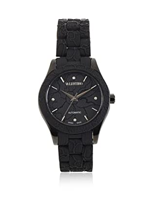 Valentino Women's V57MBA6R09IS009 Lace Black Stainless Steel Watch
