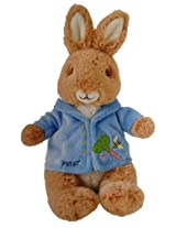 Kids Preferred Peter Rabbit Bean Bag Plush Toy (Discontinued By Manufacturer) By Kids Prefered