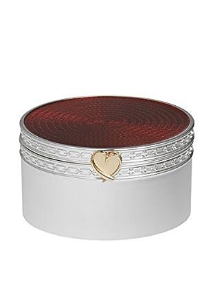 Vera Wang Wedgwood Treasures with Love Red Heart Treasure Box
