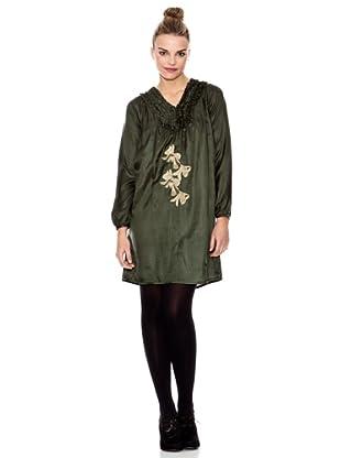 Laga Vestido Lazos (Verde)