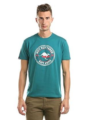 Hot Buttered T-Shirt Surf Life