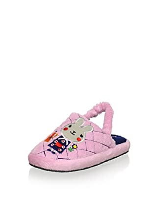 Gioseppo Kid's Dubnop Slipper (Rose/Navy)
