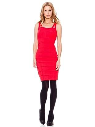 Rare Vestido Double (Rojo)
