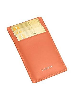 Lucrin Kartenetui PM1386_VCLS_ORG orange