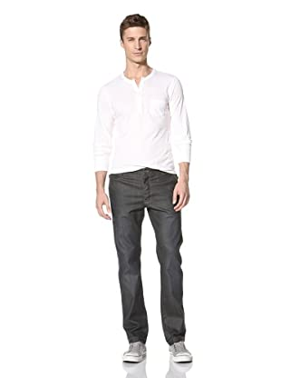 Just a Cheap Shirt Men's Larry Chino Pants (Jean/Dark Blue)