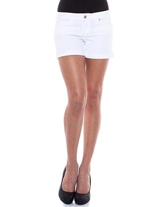 7 Seven LA Short Susie (Weiß)