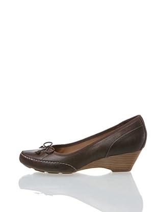 Clarks Harmonious Fun 20349853, Scarpe casual donna (Marrone (Braun (Ebony Leather)))